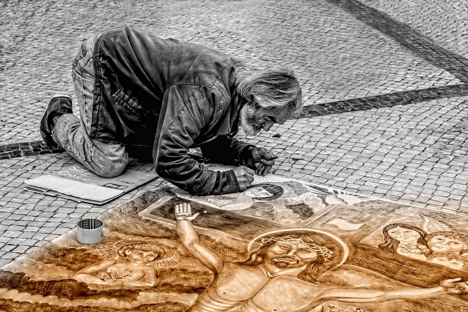 l'art de la peinture